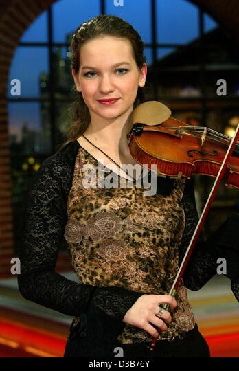 Hilary Hahn Stock Phot...