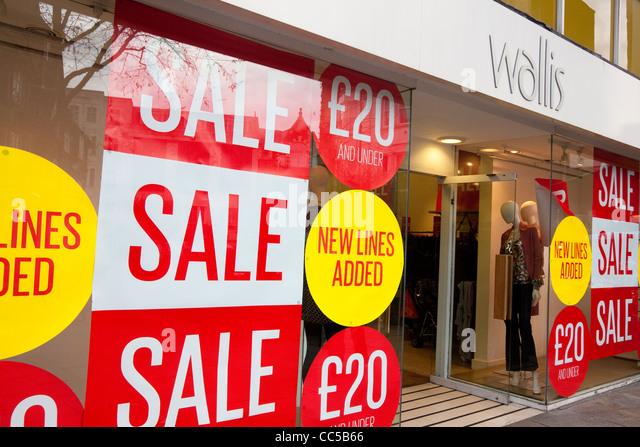 Wallis S High Street Fashion Shop