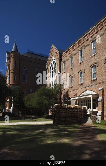 USA, Alabama, Tuscaloosa, University of Alabama, Garland Hall - Stock Image