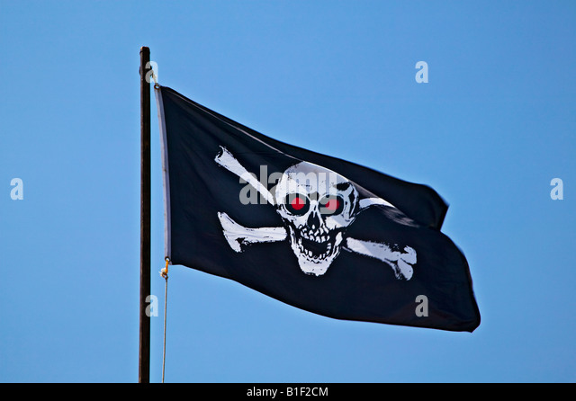 Jolly Roger Ship Stock Photos & Jolly Roger Ship Stock ...