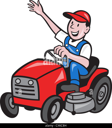 mower cartoon stock photos mower cartoon stock images alamy rh alamy com lawn mower clip art images free lawn mower clip art icon free