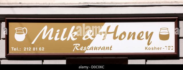 milk & honey stock photos & milk & honey stock images - alamy - Koschere Küche