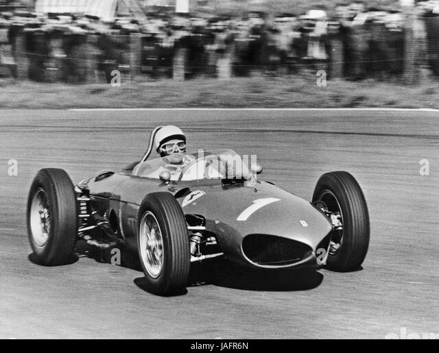 Ferrari 156S, Phil Hill 1961   Stock Image
