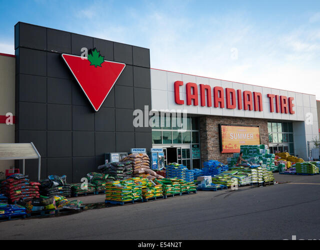 canadian tire stock  canadian tire stock images alamy