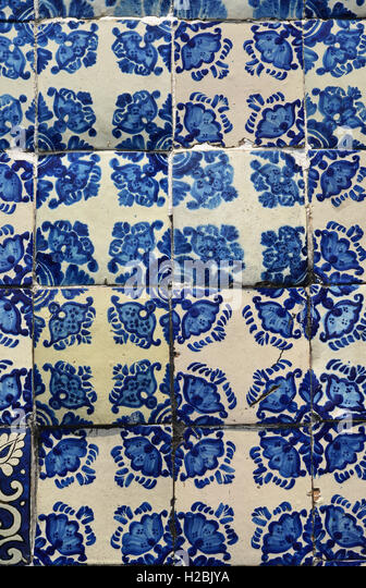 Los azulejos stock photos los azulejos stock images alamy for Casa de los azulejos centro historico