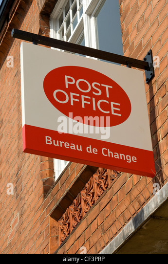 Foreig stock photos foreig stock images alamy - Post office bureau de change buy back ...
