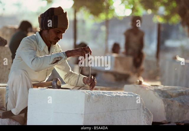 Stone masons stock photos images alamy