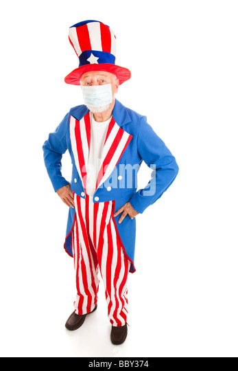 Uncle Sam weari... Uncle Sam Full Body Black And White