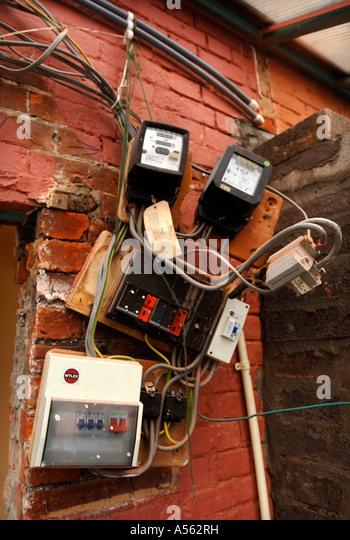 Domestic Fuse Box Fuses : Domestic fuses stock photos images
