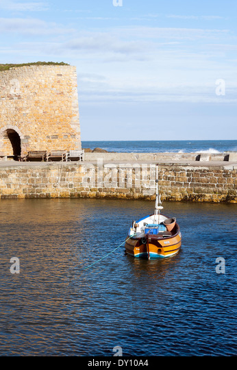 Beadnell United Kingdom  city photo : ... Safety of Beadnell Harbour in Northumberland England United Kingdom UK