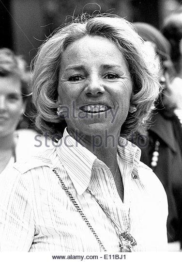 Aug 02, 1976; New York, NY, USA; ETHEL KENNEDY (Ethel