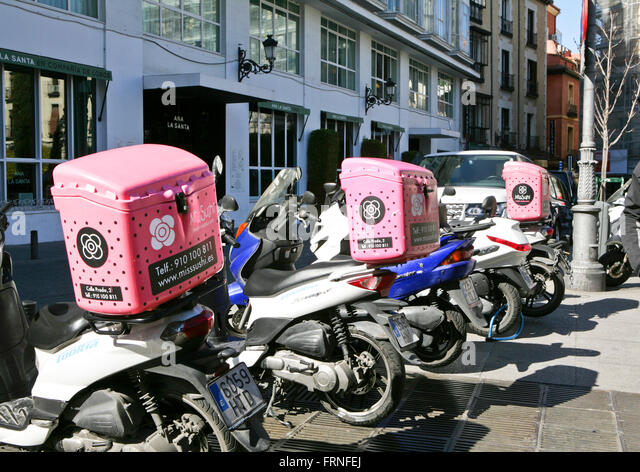 Delivery boxes stock photos delivery boxes stock images - Miss sixty madrid ...