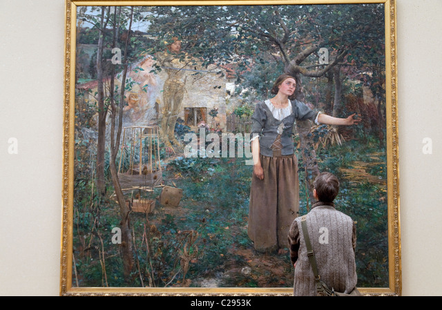 the significance of jules bastien lepages painting joan of ac Important: please allow 4 weeks to complete painting after painting is complete, we will email you a photo of the rendered painting to ensure your satisfaction after painting is complete, we will email you a photo of the rendered painting to ensure your satisfaction.