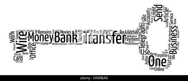 How wire transfers work : Usd current rate today