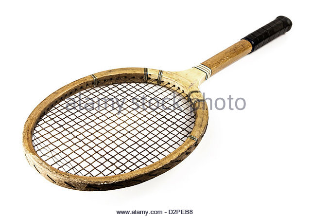 Tennis racket porn