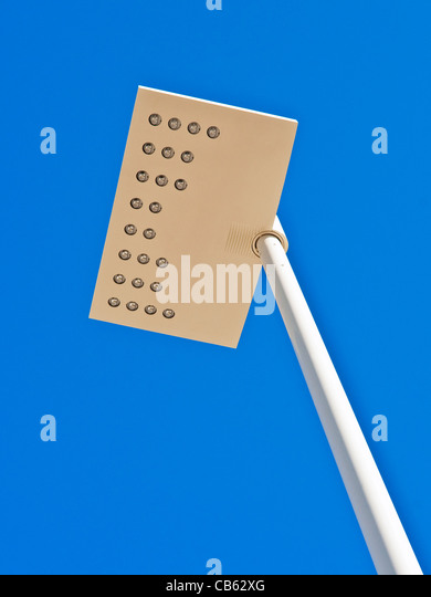 led street light stock photos led street light stock images alamy. Black Bedroom Furniture Sets. Home Design Ideas