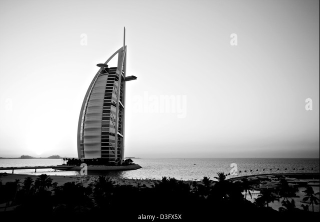 Billionaire dubai stock photos billionaire dubai stock for The sail hotel dubai
