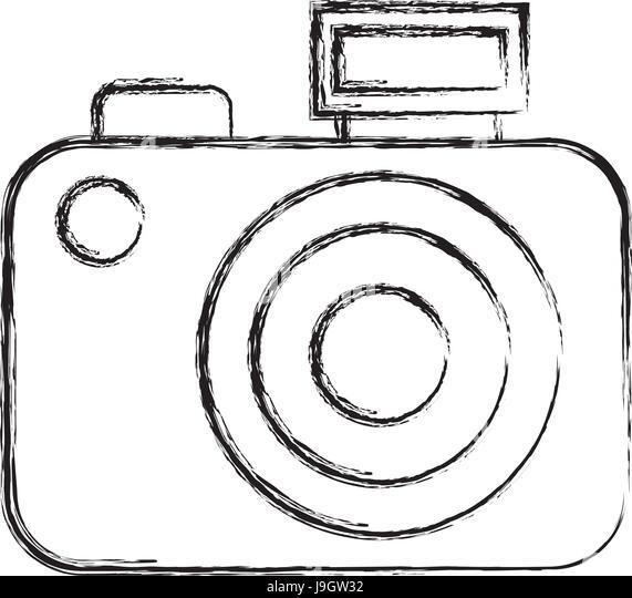Photography Camera Draw Stock Photos & Photography Camera Draw ...