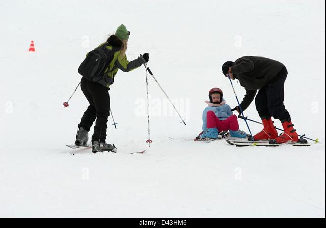 Ski Instructors Stock Photos & Ski Instructors Stock Images - Alamy