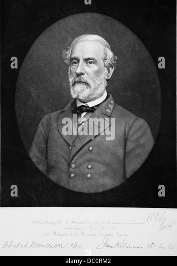 life of robert edward lee during the american civil war The removal of a statue of robert e lee in charlottesville, virginia,  jonathan  horn, author of the biography the man who would not be washington: robert e  lee's civil war and his decision that changed american.