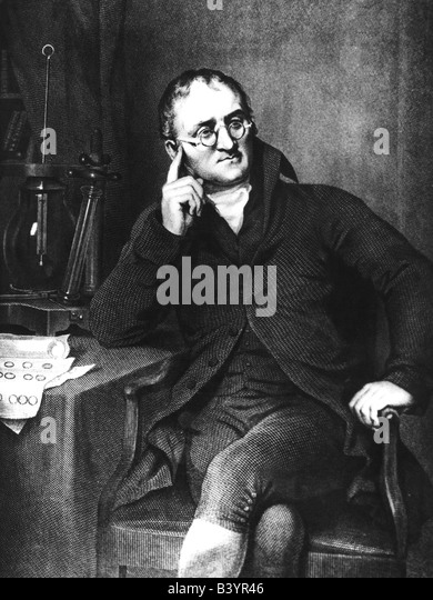 a biography of john dalton the british chemist and physicist On september 6, 1766, english chemist, meteorologist and physicist john dalton was born he is best known for his pioneering work in the development of modern atomic theory, and his research into colour blindness.