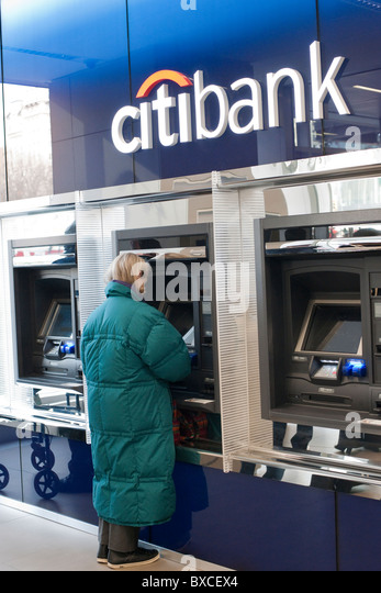 citibank coin counting machine nyc