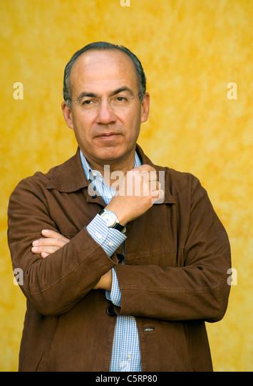 Calderon Stock Photos & Calderon Stock Images - Alamy Felipe Calderon