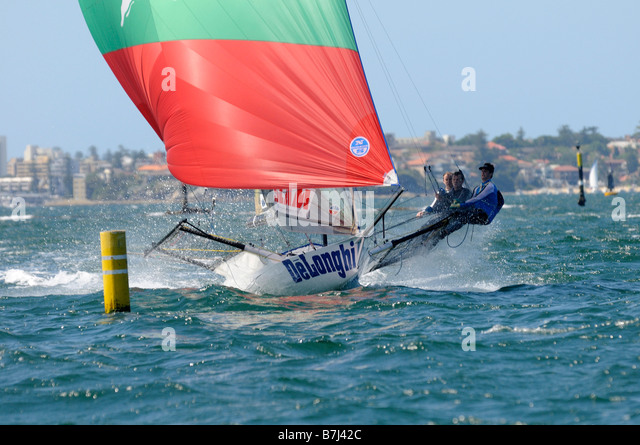 Sail Skiff Stock Photos & Sail Skiff Stock Images - Alamy