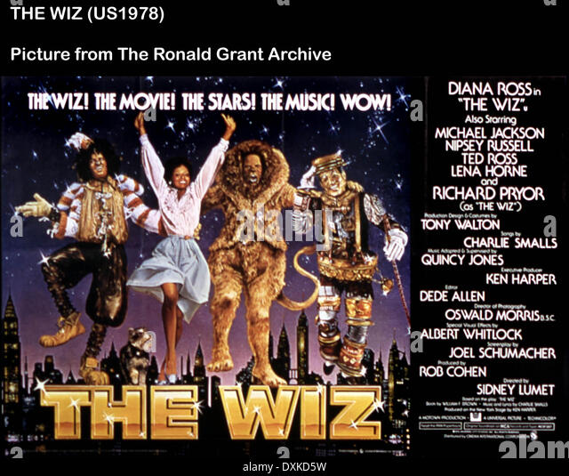 Nipsey russell the wiz