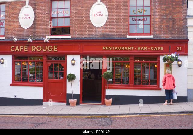 Street Cafe Norwich Menu