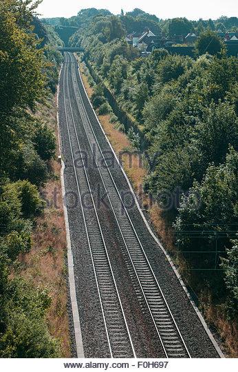 Railway Lines Stock Photos Amp Railway Lines Stock Images