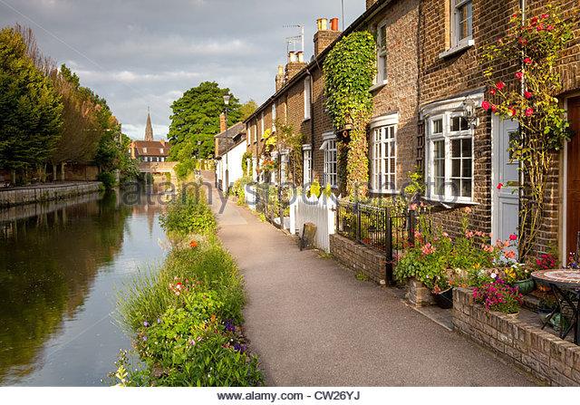 Quaint English Village Stock Photos & Quaint English ... Quaint English Village