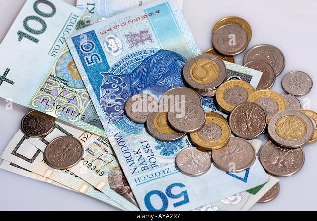 polnische zloty in euro