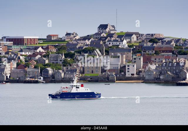 Shetland Ferry Stock Photos & Shetland Ferry Stock Images - Alamy