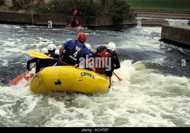 Holme Pierrepont White Water Course, Adbolton Lane, Holme ...