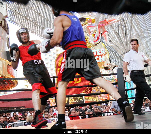 Las Vegas Boxing Stock Photos & Las Vegas Boxing Stock