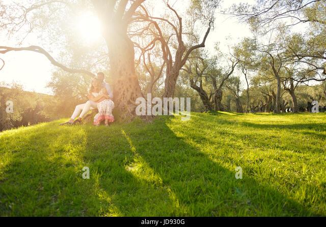 Boy Olive Tree Stock Photos & Boy Olive Tree Stock Images - Alamy