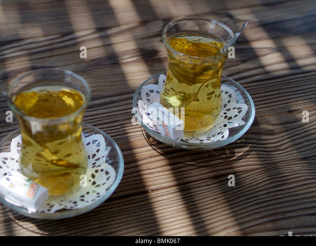 how to make apple tea from turkey