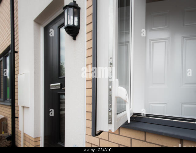 Triple glazing stock photos triple glazing stock images for Eco friendly house insulation