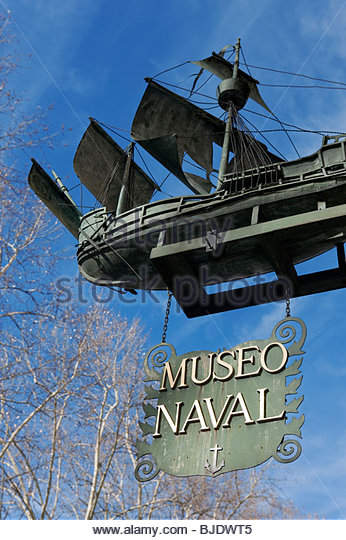 Museo Naval Stock Photos & Museo Naval Stock Images - Alamy