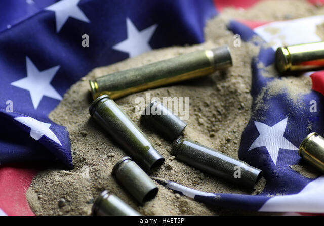 Spent Ammunition Stock Photos & Spent Ammunition Stock Images - Alamy