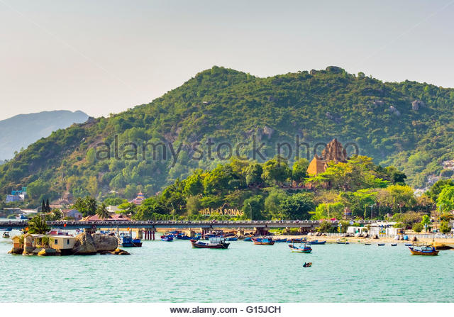 Cai Dao Temple Trang An: Cai River Stock Photos & Cai River Stock Images