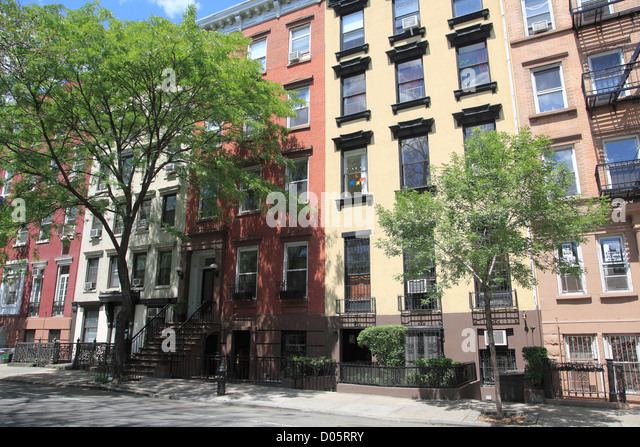 Tenements New York Stock Photos Tenements New York Stock Images Alamy