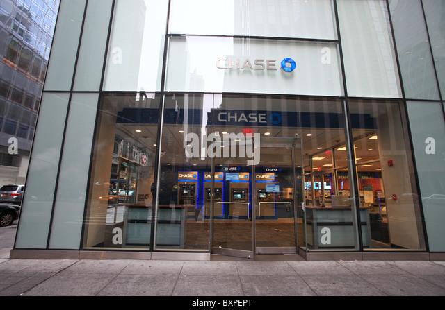 Chase Bank Long Island City Ny