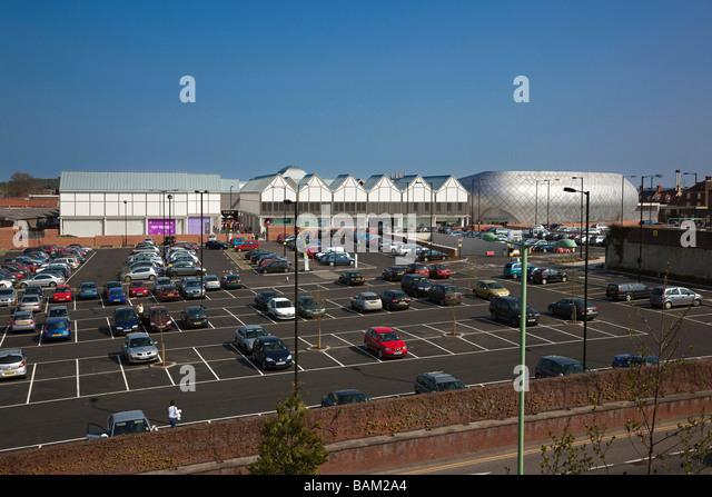 Bury St Edmunds Arc Car Park