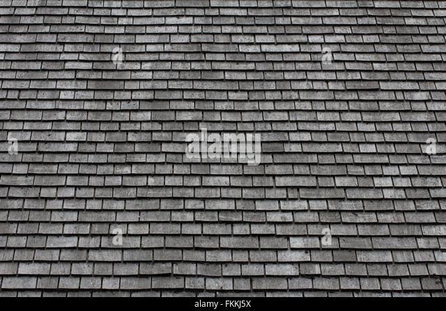 Grey Slate Roof Background Image   Stock Image