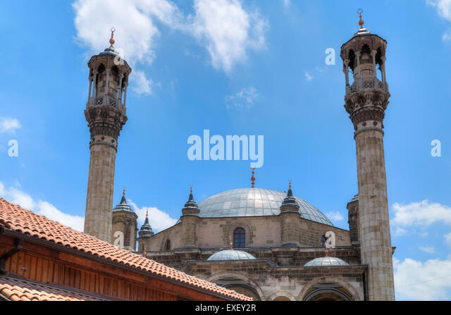 Konya Mosque Stock Photos & Konya Mosque Stock Images - Alamy