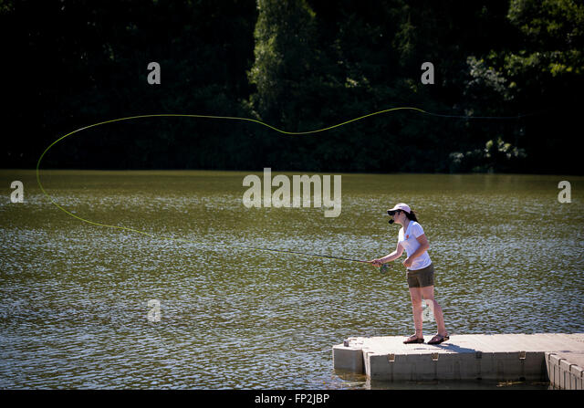 Fishing fly uk stock photos fishing fly uk stock images for Fly fishing games