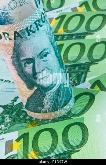 Kronor euro