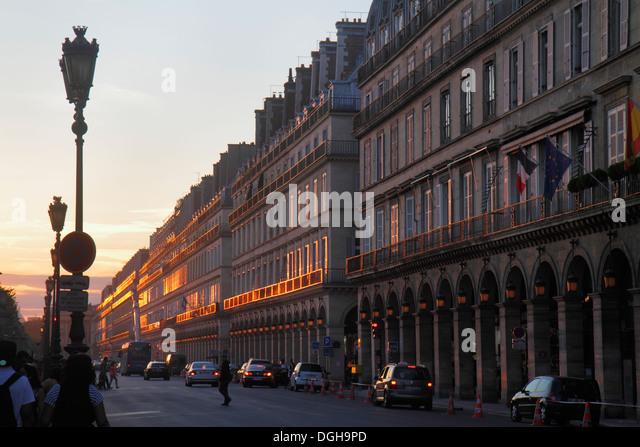 Hotels in paris stock photos hotels in paris stock for Jardin gardens apartments las vegas